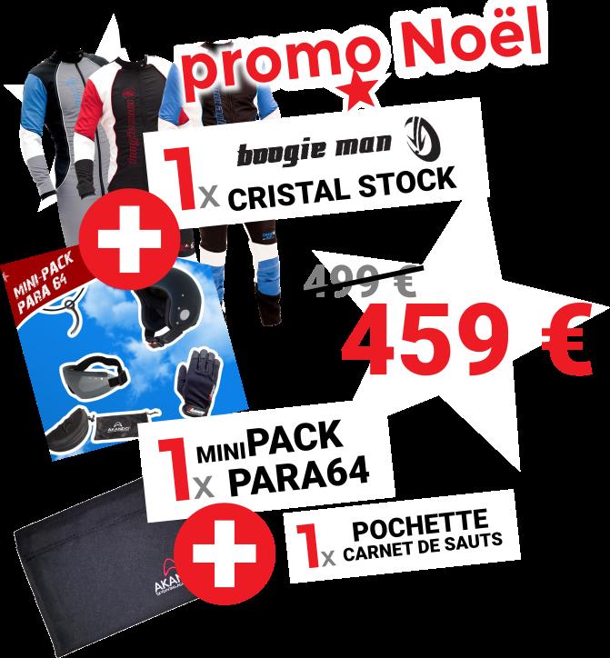 Pack Noël 2018 sur Para64
