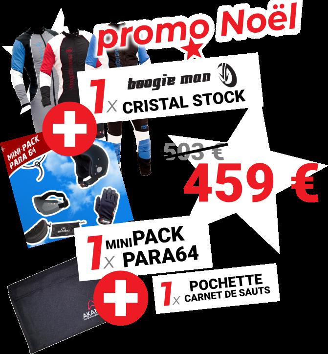 Pack Noël 2019 sur Para64